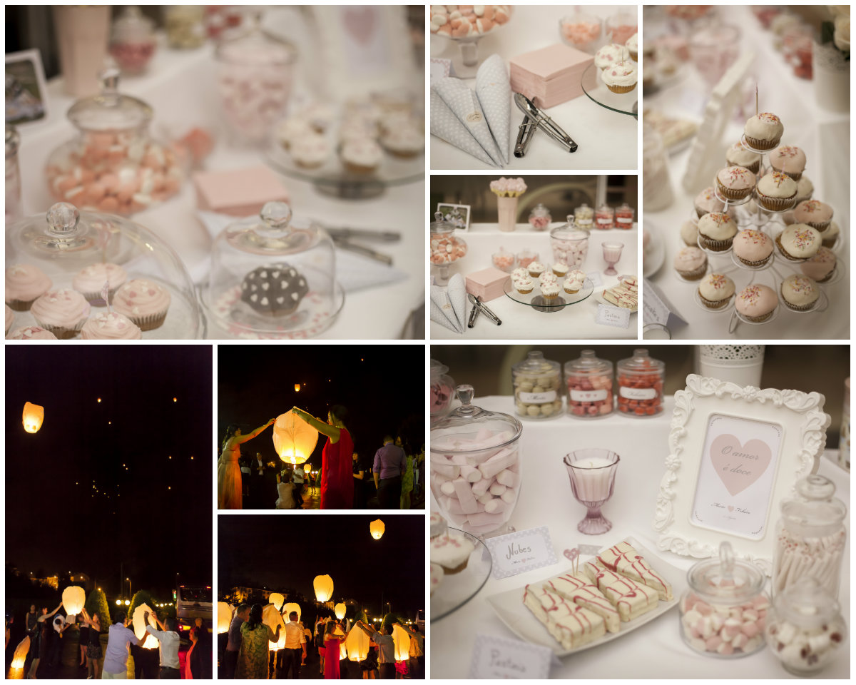 candy bar- boda romantica