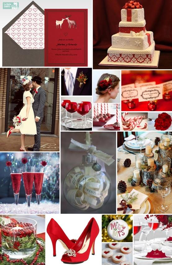 boda navideña- christmas wedding