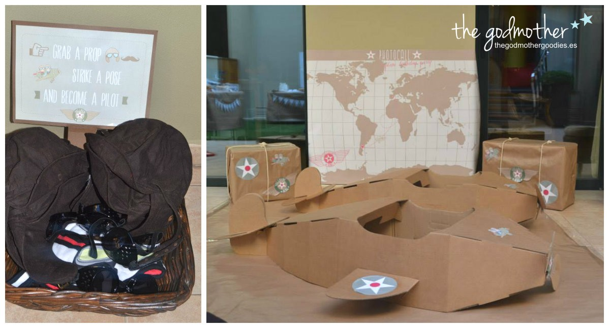 cumpleaños infantil aviones - airplane birthday party - cumpleaños personalizado - kit infantil de cumpleaños 5