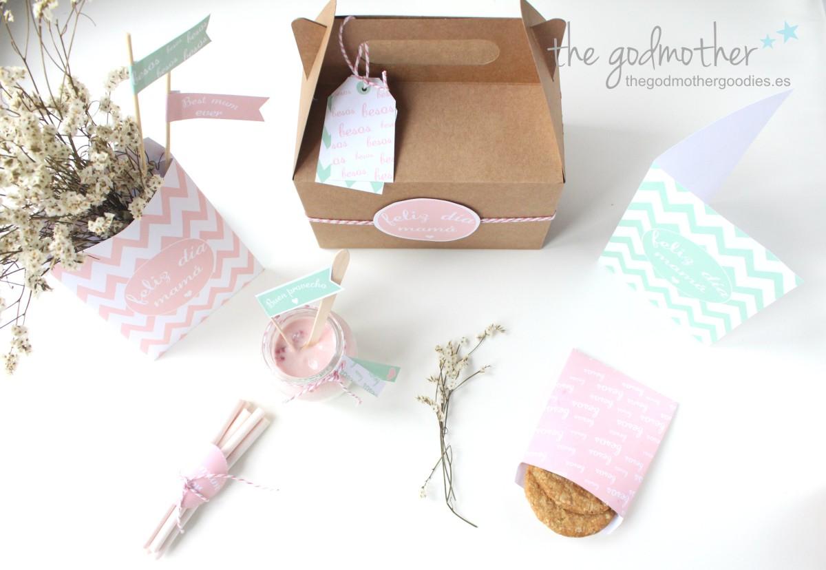 imprimible día de la madre - regalo día de la madre - kit día de la mandre 3