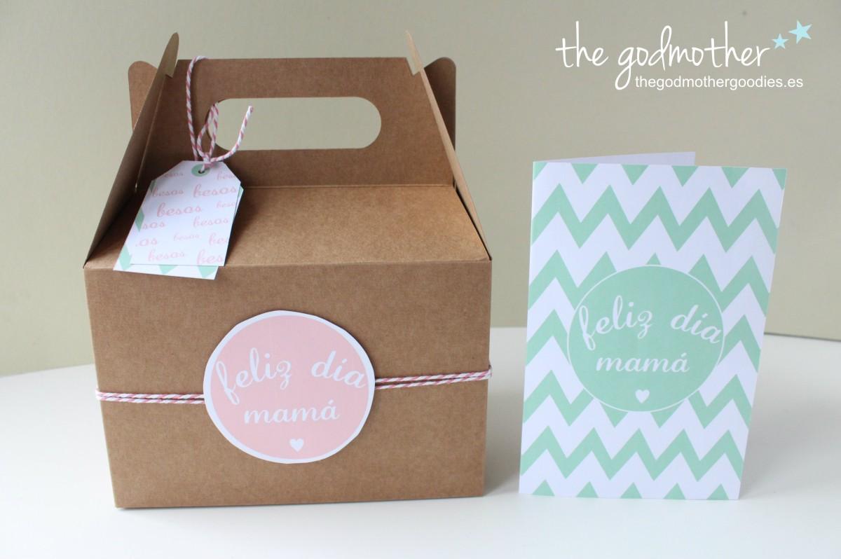 imprimible día de la madre - regalo día de la madre - kit día de la mandre 7