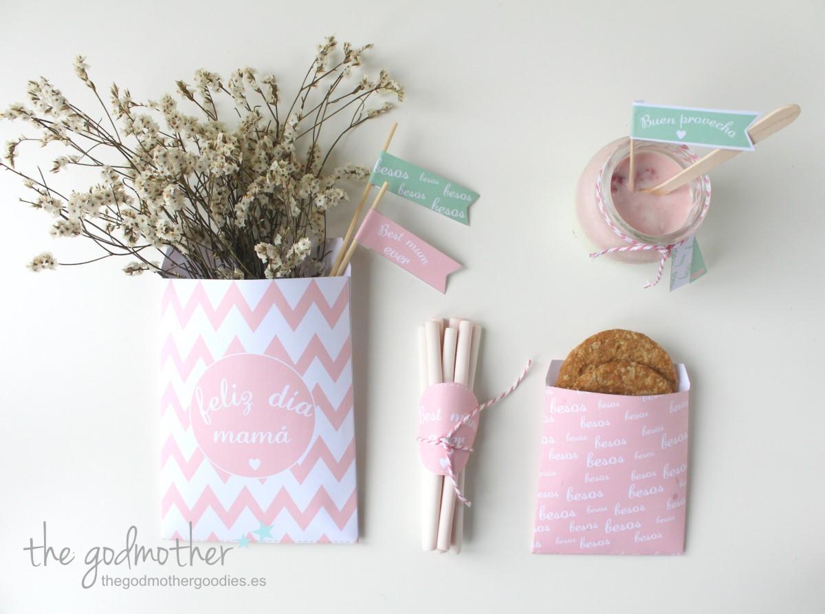 imprimible día de la madre - regalo día de la madre - kit día de la mandre5