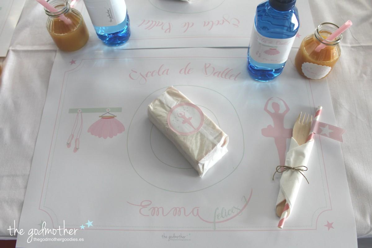 cumpleaños ballet-cumpleaños bailarina - ballet birthday party- cumpleaños temático 2