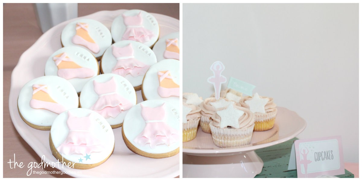 cumpleaños ballet-cumpleaños bailarina - ballet birthday party- cumpleaños temático 4